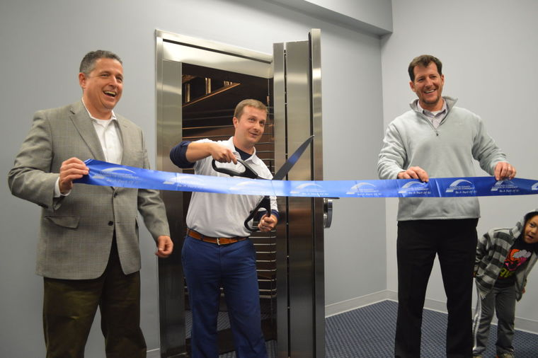 Safety Deposit Storage Opens In Ashburn